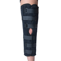 Immobiliser knee brace